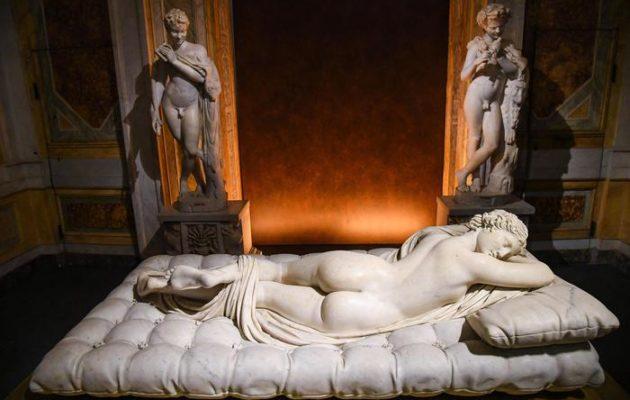 """""""Bernini Scultore: la nascita del barocco in Casa Borghese"""""""
