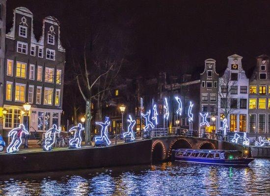 Amsterdam - Light - Festival
