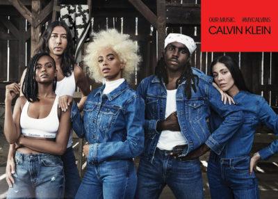 Calvin Klein - Campagna