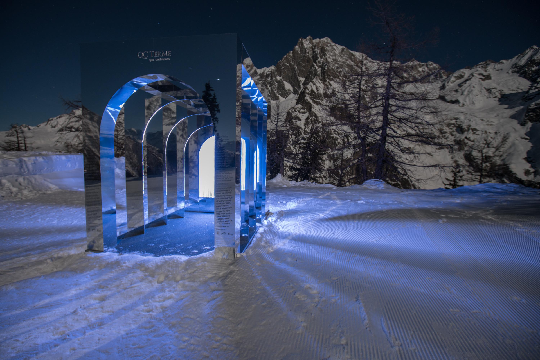 Portale dell'aQCua - QC Terme - ©Aiace Bazzana
