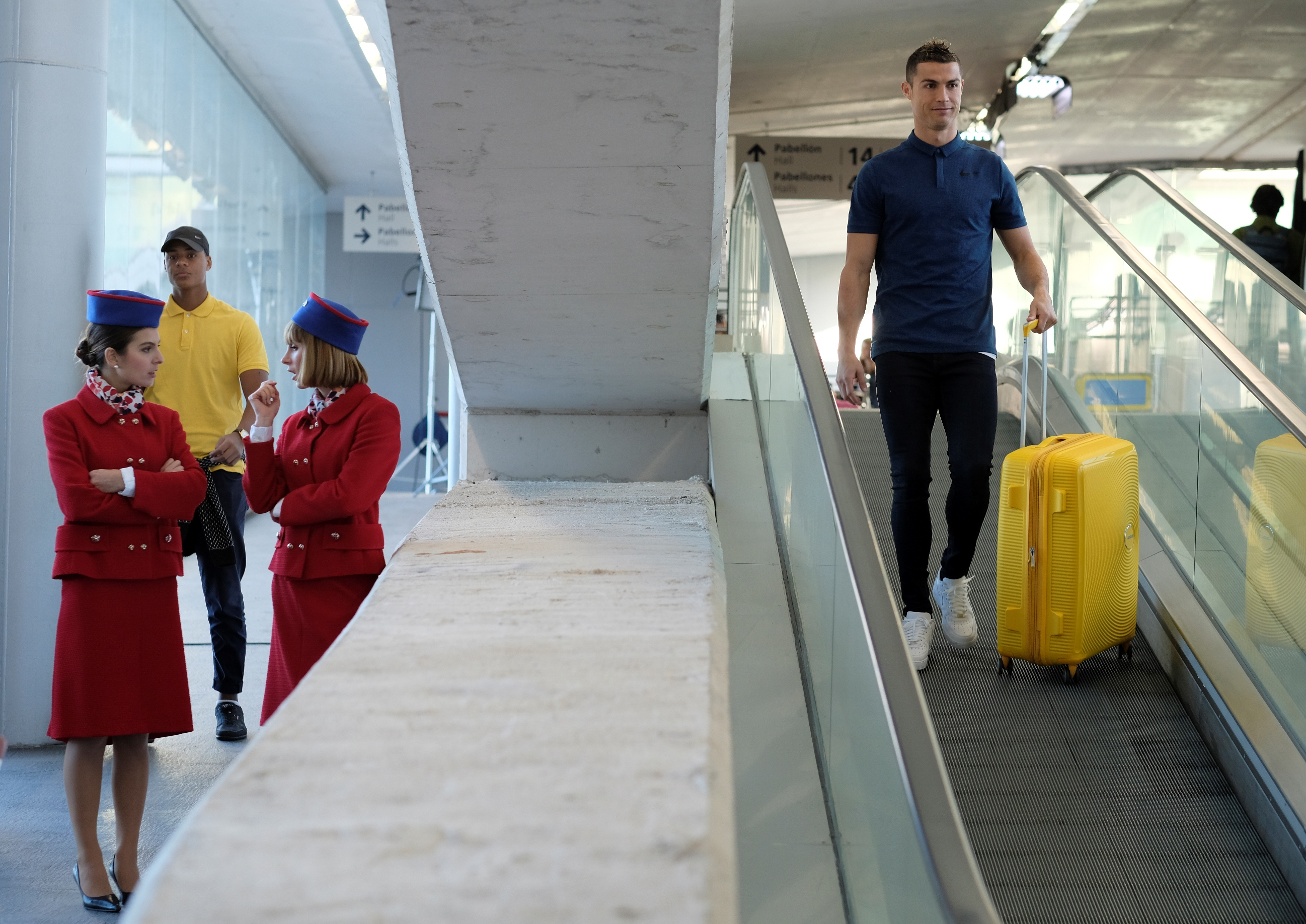 American Tourister - Cristiano Ronaldo