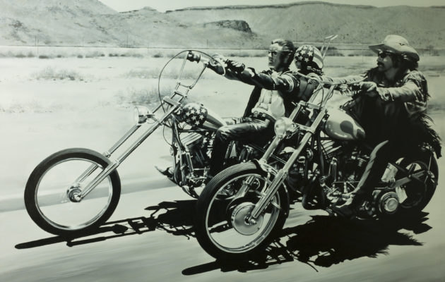 Rocca, Easy Rider