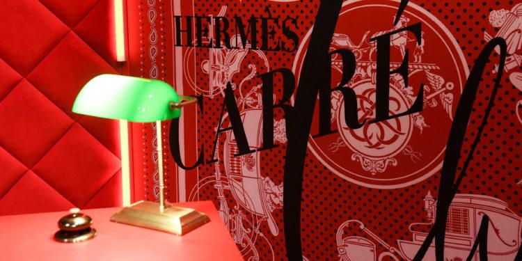 Milano - Hermès Carré Club