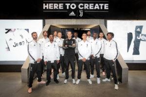 adidas - here to create