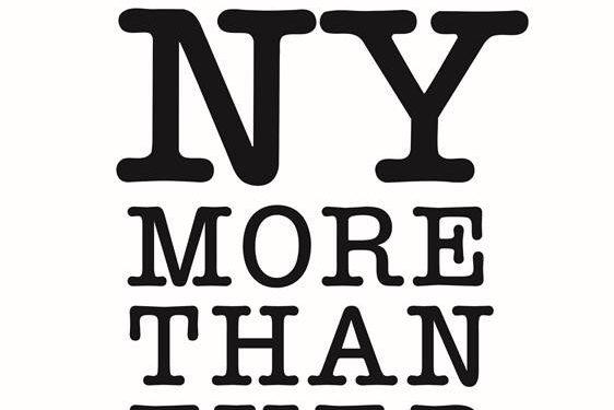 Poster di Milton Glaser, del 2001
