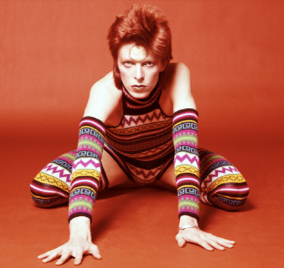 David Bowie - Heroes – Bowie by Sukita