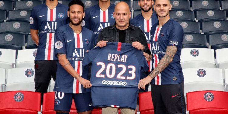Replay - Paris Saint Germain