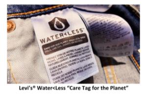 levi's - waterless