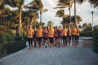 Diadora RunWithMe_Allenamento con Gelindo Bordin a Miami.