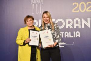 iIllycaffè - Guida Guida Ristoranti d'Italia - Gambero rosso - premiazione miglior servizio del caffè