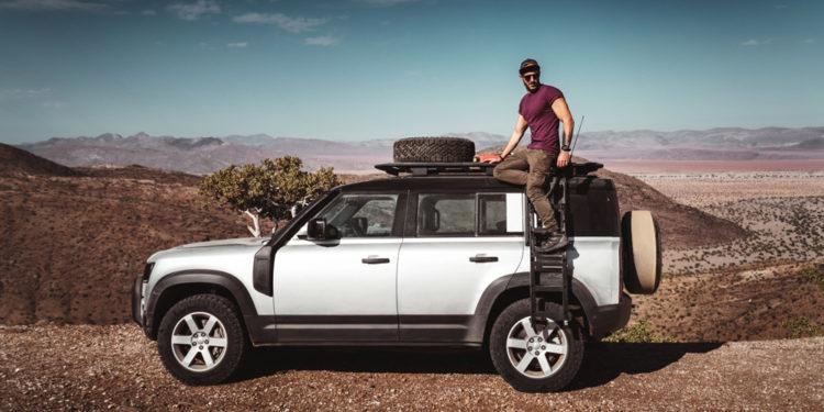 Jaguar Land Rover - Frankreporter - Defender 110