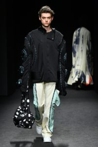 Milano Moda Graduate premio YKK Italia, outfit Lucia Grande NABA