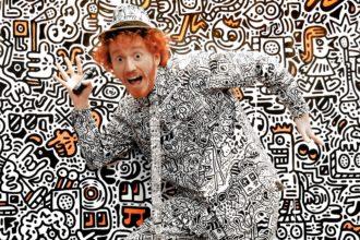 Mr.Doodle Puma
