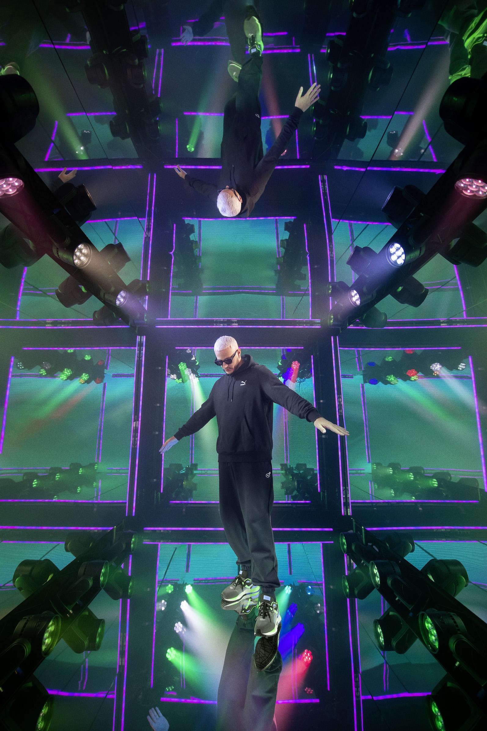 PUMA DJ Snake sneaker Miarge Tech