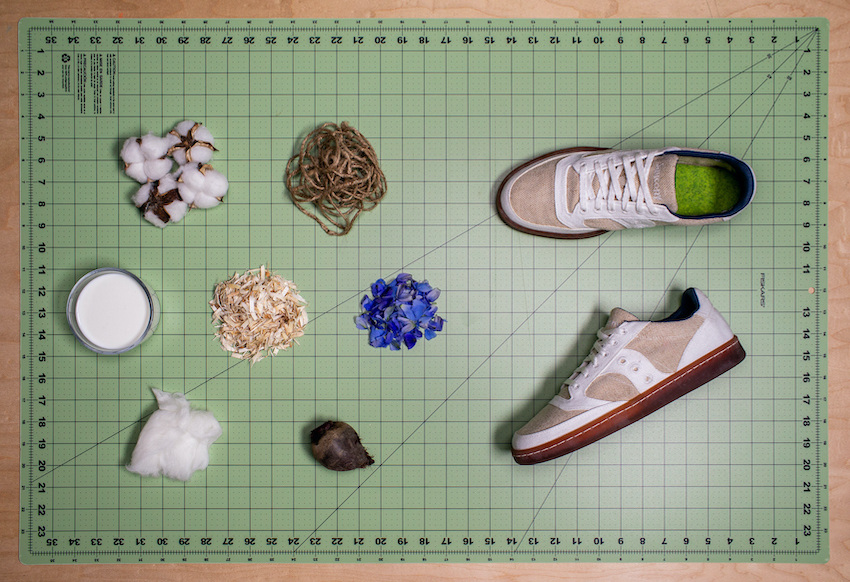 Saucony Originals - Jazz Court - scarpa senza plastica