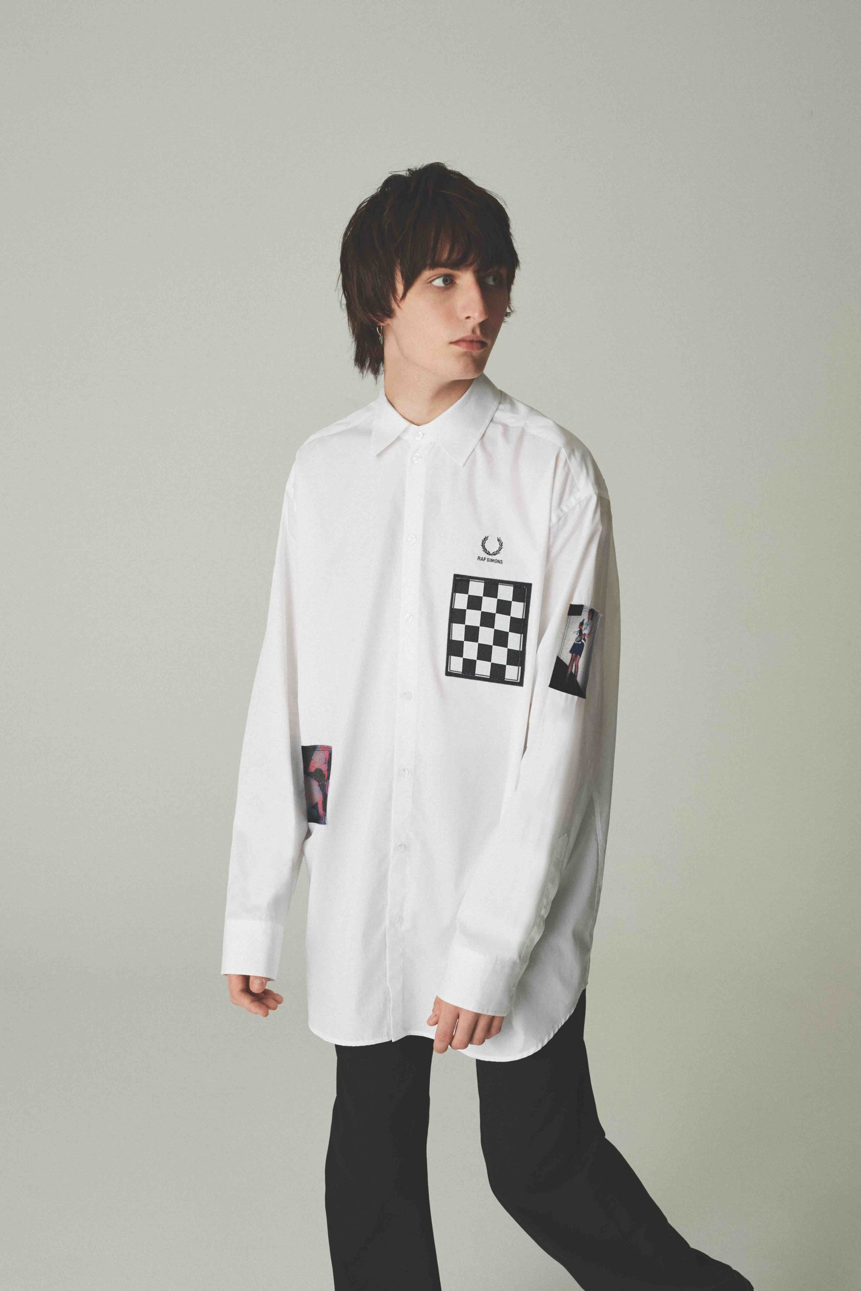 Raf Simons Fred Perry