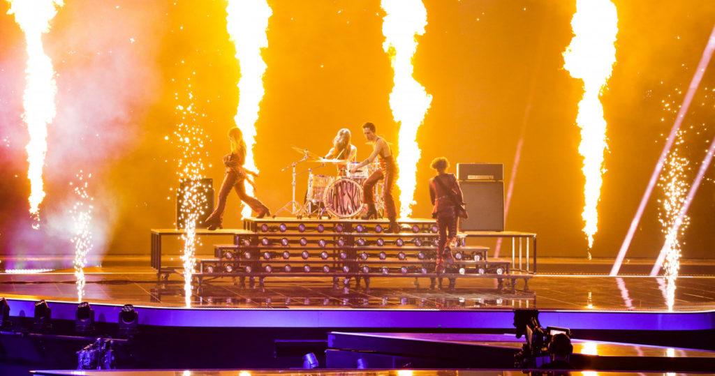 Måneskin vincono Eurovision Song Contest 2021 - Ph Courtesy Måneskin